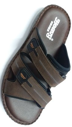 bfdb69d8bc6f Сандали · Black SlippersMens SlippersBrown SandalsFlat ...