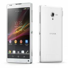 Sony Xperia ZL wellicht begin maart naar Europa Sony Mobile Phones, Sony Phone, New Phones, Sony Xperia, Cell Phone Addiction, Smartphone, Android, Cell Phone Plans, Samsung