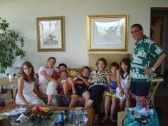 Santiago Dic. 2007. Celebrando Pascua.