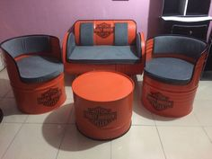 Muebles  tambor