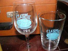 Clayton Crawl Hams, Pint Glass, Beer, Tableware, Root Beer, Ale, Dinnerware, Tablewares, Ham