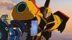 Bumblebee & Strongarm