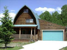 Blue Spruce Cabin                                    Yellowstone Vacation Cabin