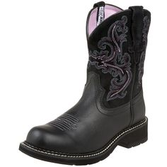 Ariat Women's Fatbaby II Western Cowboy Boot *** Hurry! Check out this great shoes : Cowgirl boots