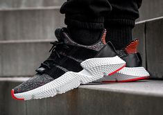 0805d502f63 adidas Prophere Core Black Solar Red CQ3022 - Sneaker Bar Detroit Cartagena  Colombia