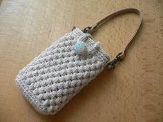 玉編みの携帯ケース | あみくるくる - 楽天ブログ