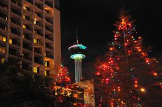 Hemisphere Tower - San Antonio, TX