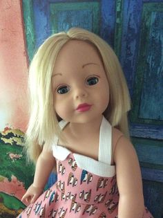 18 Inch Custom Couture Doll Clothes-Retro Inspired by gofancynancy