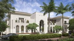 arabic modern villa - Google Search