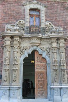 Antiguo Colegio de San Ildefonso en Cuauhtémoc, Distrito Federal Fotografía por Barry Domínguez
