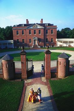 This is on our bucket list for Christmas. New Bern was a city I contemplated hard before settling on Charleston.  Tryon Palace, New Bern, NC