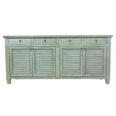 Sideboard Blue by Madera Home