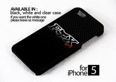 AJ 641 Fox Racing Logo - iPhone 5 Case | FixCenter - Accessories on ArtFire