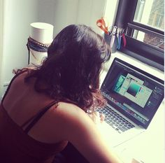 Busy working on a new #pique #Pinterest design! Stay tuned!
