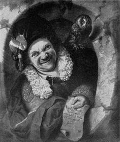 Bartolomaeus Maton Der Narr und die Eule