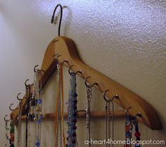 36 Awesome Ideas of DIY Wall Jewelry Organizers - 36 Awesome Ideas of DIY Wall . - 36 Awesome Ideas of DIY Wall Jewelry Organizers – 36 Awesome Ideas of DIY Wall Jewelry Organizer - Diy Jewelry Rings, Diy Jewelry Unique, Diy Jewelry To Sell, Diy Jewelry Making, Jewelry Tree, Glass Jewelry, Bridal Jewelry, Jewelry Box, Silver Jewelry
