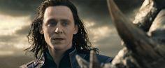 New Hi-Res Stills From THOR: THE DARK WORLD - Tom Hiddleston