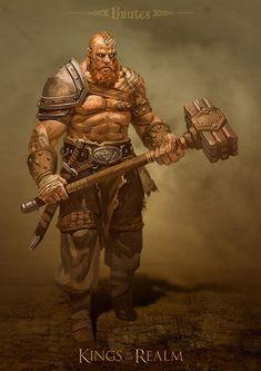Cool Character Design, Warrior. #characterdesign #conceptart [http://www.pinterest.com/alfredchong/]: