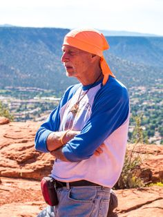 Early on a Monday morning, my wife and I drove into Sedona, Arizona from our temporary campsite in Cottonwood. We arrived at a humble apartment, nestled in a shopping center on the east side of...