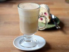 This easy homemade eggnog latte recipe is sure to be a seasonal favorite at your home — no coffee shop required!