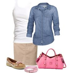 A fashion look from June 2013 featuring long sleeve tops, white tops and Tommy Hilfiger. Browse and shop related looks.
