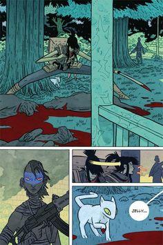 Apocalyptigirl, Dark Horse Comics