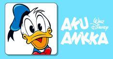 Akuankka.fi ja sovellukset puhelimeen ovat maailman ensimmäinen digitaalinen Aku Ankka -palvelu, josta löydät reilut 100 000 sivua Aku Ankka -sarjakuvia koko 60-vuotisen historian ajalta. Charles Darwin, Beagle, Ecuador, Donald Duck, Walt Disney, Disney Characters, Fictional Characters, Horn, History
