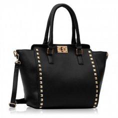 #OfertaSaptamanii #GeantaDiane Everyday Outfits, Handbags, Black, Fashion, Bags, Moda, Totes, Black People, Fashion Styles