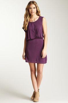 Lady Fern Single Sleeve Dress