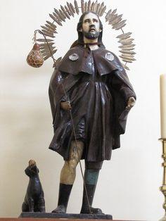 San Roque, Parroquia de La Resurrección del Señor, Santiago de Querétaro, Querétaro.