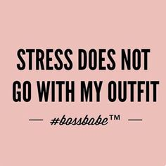 Stress is a killer. Often we fall into the trap of carrying stress that isn't ours to carry in the first place. Here's a simple stress-check trick to help you let things go. Boss Babe Quotes, Life Quotes Love, Badass Quotes, Quotes To Live By, Bitch Quotes, Motivacional Quotes, Quotes Thoughts, Funny Quotes, Daily Quotes