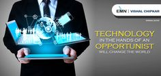 """""""#Technology is proving to be a #boon to many. However not many understand its full potential"""" #OriginalQuotes #VishalChipkar"""