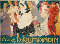 Poster 20 x 30 cm: The Arts Reproduction Haut de Gamme Dance de Alfons Mucha//akg-Images Nouveau Poster