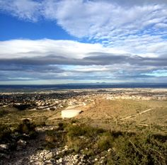 Franklin Mountains El Paso Texas