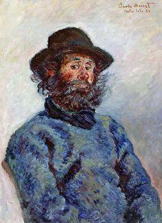 Portrait de Poly (C Monet - W 1122), 1886
