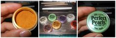 Mundo@Party: 5 Técnicas con Perfect Pearl (Glimmer Mist casero)...