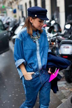 Paris Fashion Week - Street Style