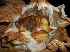 Κουζινοπαγίδα της Bana Barbi: Κλέφτικο αρνάκι