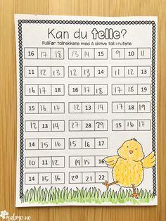 Oppgaver i norsk, matematikk og KRLE knyttet til påske Classroom, Easter, Teaching, Activities, Education, Maths, School, Holiday, Fun