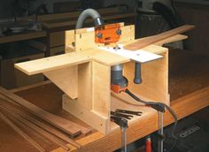 Kreg shop stand router table fence router table top table setup router table mortiser edge jointer this compact easy to build project does it all greentooth Gallery