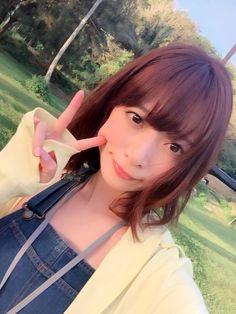 Cute Asian Girls, Cute Girls, Pretty Girls, Real Beauty, Asian Beauty, Hashimoto Nanami, Beautiful Asian Women, Pretty And Cute, Girl Photos
