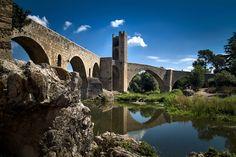 Besalú - Girona - Pont medieval