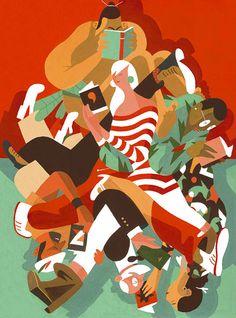 Ilustración Kolchoz