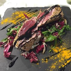 #food #tataki #tuna #fish #rimini #riccione by nicola.eusebi