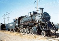 Belton Grandview and Kansas City Railroad - 45 min rides on the weekends for $9.50.  Can ride in the locomotive for $25.