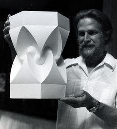 David Huffman mathematical origami
