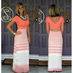 2017 Hot Sexy Women Dress slash neck Striped Print Maxi Long Dress Sleeveless Beach Summer Dresses Sundress #Affiliate
