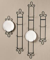 Plate Holders For Wall Stunning Néw Use For Plate Holders Good Quotes  Pinterest  Plate Holder Design Inspiration