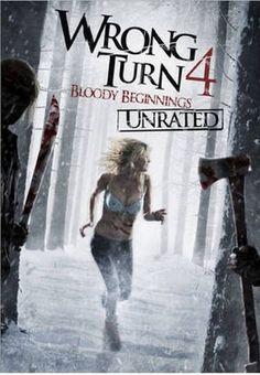 Wrong Turn 4: Bloody Beginnings (DVD)