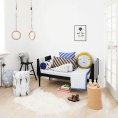 Moby Hval bamse fra OYOY - Figurer - DesignFund